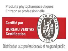 Certificat pour la Distribution de Produits Phytopharmaceutiques